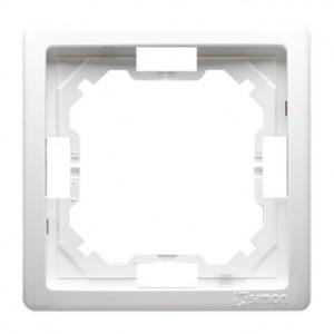 Simon Basic BMR1/11 - Ramka pojedyncza - Biały - Podgląd zdjęcia producenta
