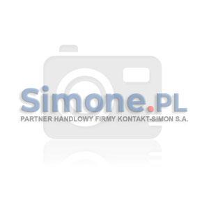 Simon Basic BMAF2.01/11 - Gniazdo antenowe SAT typu F podwójne - Biały - Podgląd zdjęcia producenta